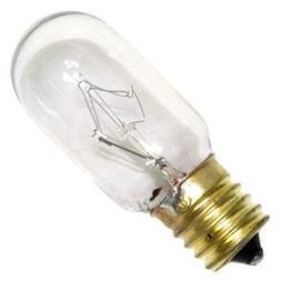 Westinghouse 0371900, 40w, 120v Clear Incand T8 Light Bulb,