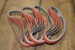1/2 X 18 Inch 60 Grit Sanding Belt 3M-40 Belts
