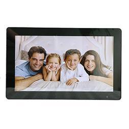 UNOKS 10.6 Inch Digital Photo Frame Metal Case Support 1080P