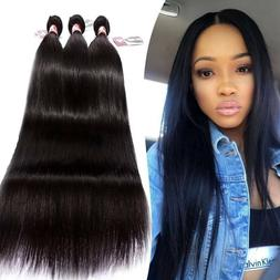 12-14-16-18inch Real Unprocessed Virgin Human Hair Extension