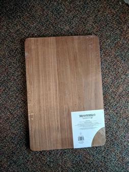 Farberware 12 Inch By 18 Inch Zebra Wood Cutting Board Wood.
