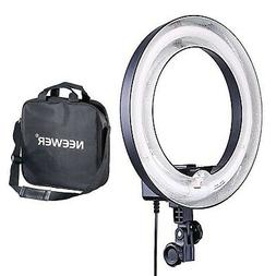 """Neewer 14"""" Dimmable Ring Light 50W Continous Camera Photo Vi"""