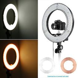 """Neewer 14"""" Outer 36W 180PCS LED SMD Ring Light 5500K Dimmabl"""