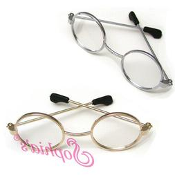 18 Inch Doll Glasses - Wire Rimmed Eyeglasses Sized for Amer