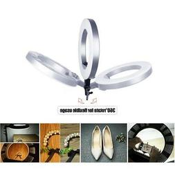 Andoer 18 Inch LED Video Ring Light Fill-in Lamp Studio Phot