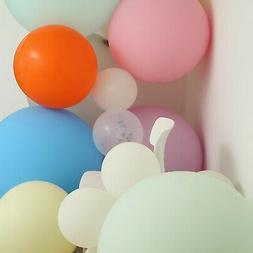18-Inch Matte Latex Helium Balloons Party Wedding Reception