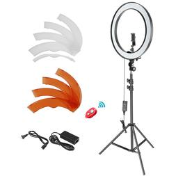 18-inch Outer Dimmable SMD LED Ring Light Lighting Kit