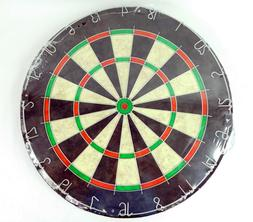 18 Inch Professional Regulation Size Bristle Dart Board With