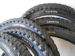 """18"""" x 1.95 """" Kids Bike Bicycle HD Tire MTN Knobby Black 18 i"""