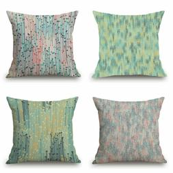 18inch Colorful Points Throw Pillow Case Cover Cushion Sofa