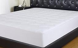 ALLRANGE 100% 200TC Cotton Hypoallergenic Quilted Mattress P
