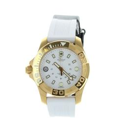 Victorinox 249057 Swiss Army Dive Master 500 White Dial Whit