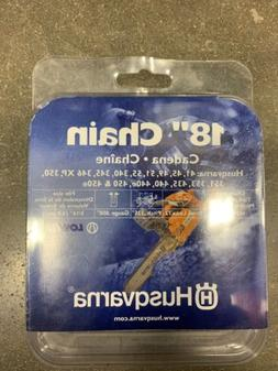 Husqvarna 531300439 18-Inch H30-72  Pixel Saw Chain, .325-In