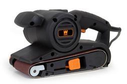 WEN 6318 6-Amp Heavy Duty Belt Sander with Dust Bag, 3 x 18-