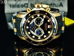 Invicta Men's 6981 Pro Diver Analog Swiss Chronograph Black