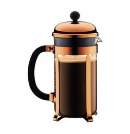 Bodum 8 Cup 1928-18 Chambord Classic Coffee Maker, 34 oz, Co
