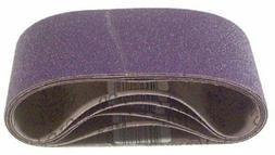 3M 81395 3-Inch x 18-Inch Purple Regalite Resin Bond 80 Grit