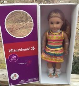 American Girl - Lea Clark - Lea Doll and Book - American Gir