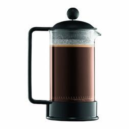 Bodum Brazil Shatterproof SAN 3 Cup Coffee Press, 12-Ounce