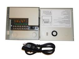 EVERTECH 9 Channel 5 Ampere PTC FUSE CCTV DVR Security Camer