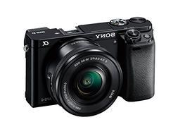 Sony Alpha a6000 Mirrorless Digital Camera 24.3MP SLR Camera