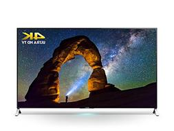 Sony XBR65X900C 65-Inch 4K Ultra HD 3D Smart LED TV