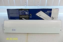 GE Advantage 18 Inch Fluorescent Under Cabinet Light Fixture