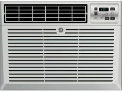 "GE AEM06LX 19"" Window Air Conditioner with 6050 Cooling BTU,"
