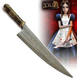 Alice Madness Returns - 18 Inch Steel Vorpal Blade Replica