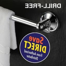"HotelSpa AquaCare series Insta-mount 18"" Towel Bar"