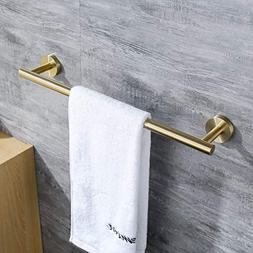 Hoooh Bath Towel Bar 18-Inch Stainless Steel Towel Rack Bath
