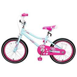 JOYSTAR 18 Inch Kids Bike for 5 6 7 8 Years Girl 45-52˝, Ch