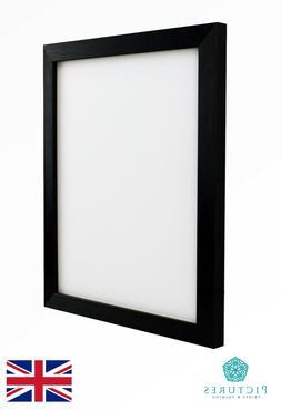 "Black Photo Picture 19mm Frame 5x5"" 5x6"" 5x7 5x8 5x9 5x10"" 5"