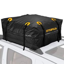 AUPERTO Cargo Bag, Waterproof Roof Storage Bag Compatible Tr