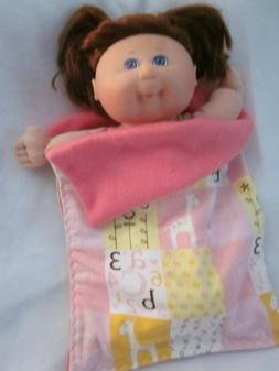 CPK doll accessories/18 inch dolls/patchwork sleeping bag/fl