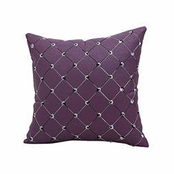 KMG Cushion Covers, Kimloog Shells Throw Pillow Cases 18 X 1