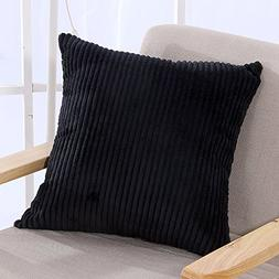 Famibay Decorative Soft Throw Pillow Cushion Covers for Sofa