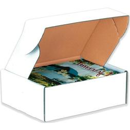 "Box Partners Deluxe Literature Mailers, 18"" x 12"" x 3"", 25 E"