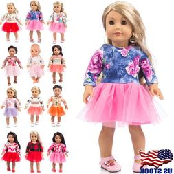 Doll Clothes for 18 Inch American Girl Our Generation Dolls