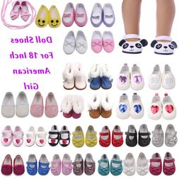 Doll Shoes Accessories For 18 inch American Girl Our Generat