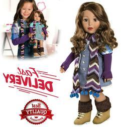 Adora Amazing Girls 18-inch Doll, ''Ava''
