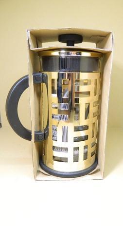 Bodum Eillen French Press 8 Cup Coffe Maker 1.OI 34oz