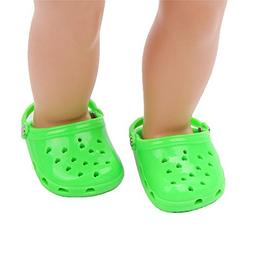 fansion cute doll solid slippers