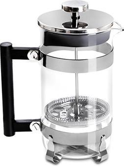 French Coffee Press  - 34 oz Espresso and Tea Maker with Tri
