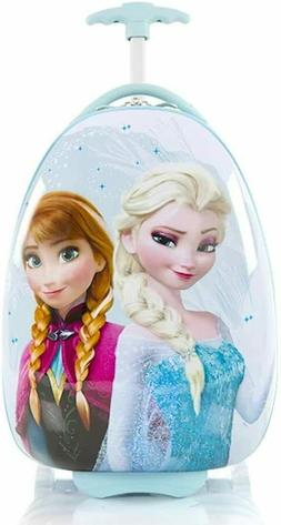 Disney Frozen Polycarbonate Luggage Case for Kids - 18 inch