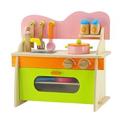 18-inch Doll Furniture | Kitchen Set with Baking Oven, Stove