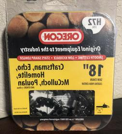 """OREGON H72 18"""" Chainsaw Chain New in Package"""