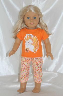 halloween dress outfit fits 18inch american girl