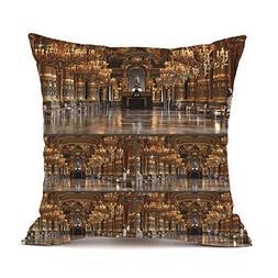 CUCUHAM Happy Valentine Pillow Cases Super Soft Fabric Cushi