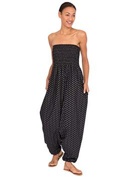 likemary Harem Jumpsuit and Hareem Pants Convertible 2 in 1